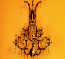 Crystal Sconce by SuddenJim