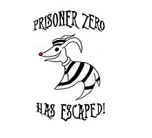 Prisoner Zero Has Escaped! by freedumbdclxvi