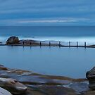 Mahon Pool Panorama by Mark  Lucey