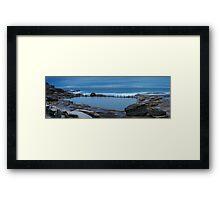 Mahon Pool Panorama Framed Print
