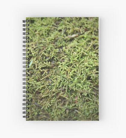Moss Spiral Notebook