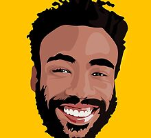 Childish Gambino by liamtc
