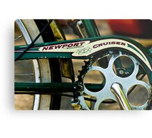 Newport Cruiser Metal Print