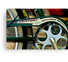 Newport Cruiser Canvas Print