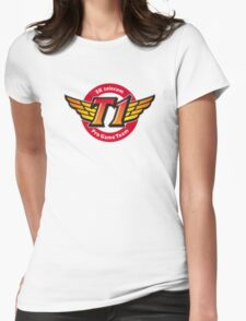 SK Telecom T1 Womens Fitted T-Shirt