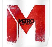 Metro LL Logo Poster