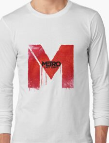 Metro LL Logo Long Sleeve T-Shirt