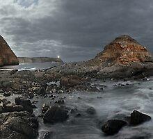 Towards Cape Spencer by pablosvista2