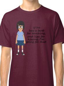 Tina Belcher Butts Classic T-Shirt