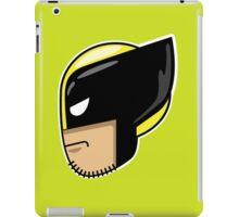 Wolverine Icon iPad Case/Skin