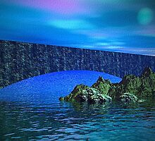 Water Under the Bridge by Norma Jean Lipert