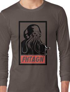Cthulhu Fhtagn Long Sleeve T-Shirt