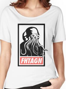 Cthulhu Fhtagn Women's Relaxed Fit T-Shirt