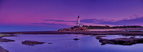 """Lonsdale Ebbtide Panorama"" by Phil Thomson IPA"