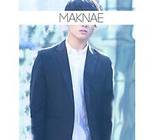 BTS/Bangtan Sonyeondan - Maknae Jeon Jungkook by skiesofaurora
