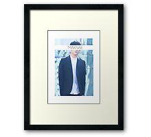 BTS/Bangtan Sonyeondan - Maknae Jeon Jungkook Framed Print