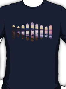 Sufjan Stevens Beach Oregon Design T-Shirt