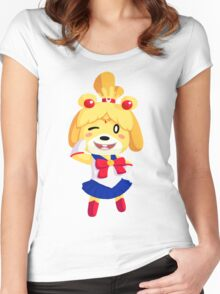 Sailor Bell Women's Fitted Scoop T-Shirt