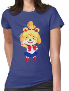 Sailor Bell Womens Fitted T-Shirt