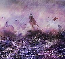 Cormorant by Stefano Popovski