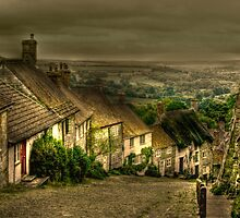 Gold Hill by Catherine Hamilton-Veal  ©