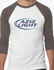 Aziz Light Men's Baseball ¾ T-Shirt