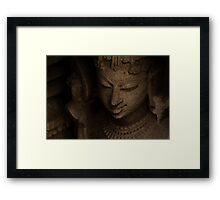The Digpaal - Guard of Direction Framed Print