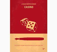 No348 My Casino minimal movie poster T-Shirt