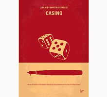 No348 My Casino minimal movie poster Unisex T-Shirt