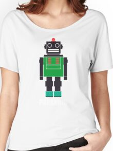 Paranoid Android Radiohead Tshirt Women's Relaxed Fit T-Shirt