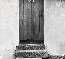 Steps to a Door by Michael John
