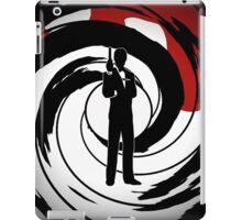 Secret Agent iPad Case/Skin