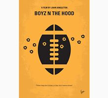 No352 My Boyz N The Hood minimal movie poster Unisex T-Shirt