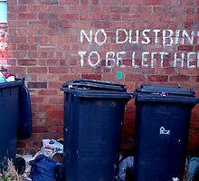 No dustbins to be left here by chelseamerry
