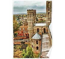 Ely Cathedral, Cambridgeshire Poster
