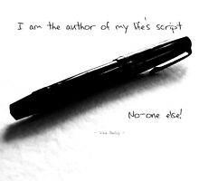 I am the author by TriciaDanby