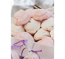 sweets in pastry Photographic Print