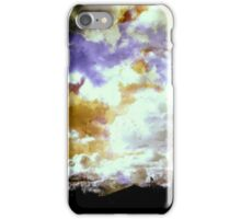 Many Broken pieces in the Sky iPhone Case/Skin