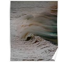 Warriewood Froth Poster