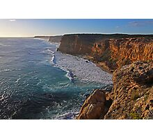 Innes Coastline in Late Afternoon Light Photographic Print