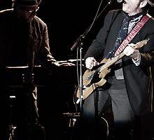 Elvis Costello by Frankie Biltoft