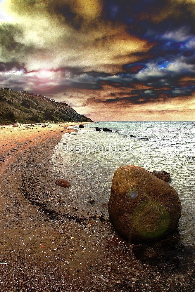Path Beyond Rock by Josh Rudduck