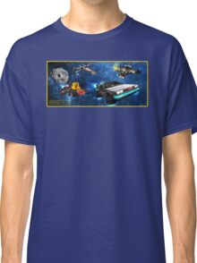 Parzival Departing Falco - Ready Player One Classic T-Shirt