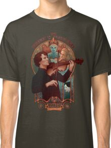 The Science of Deduction Classic T-Shirt
