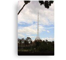 Melbourne arts centre Canvas Print