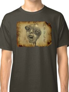 Zombie Apple Classic T-Shirt