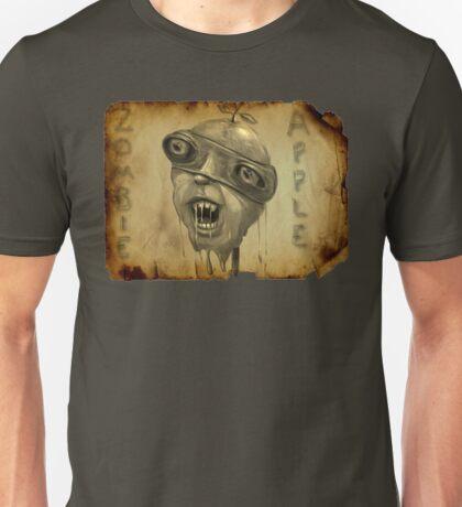Zombie Apple Unisex T-Shirt