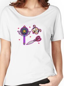 Star Vs. The Forces Of Evil Items Women's Relaxed Fit T-Shirt