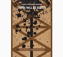 No358 My There Will Be Blood minimal movie poster Unisex T-Shirt