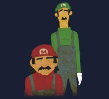 The Super Mario Bro's Kids Clothes